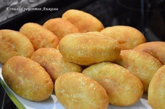 Очень вкусные домашние пирожки: ТОП-7 рецептов  1)
