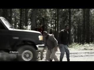 «Нация Z» (2014): Трейлер в переводе студии LostFilm (сезон 1; русский язык)