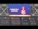 Второй ГОЛ Хорватии (единственный который записал только повтором) Франция 4:2 Хорватия @ Финал, Лужники чм2018 ф2018 футбол