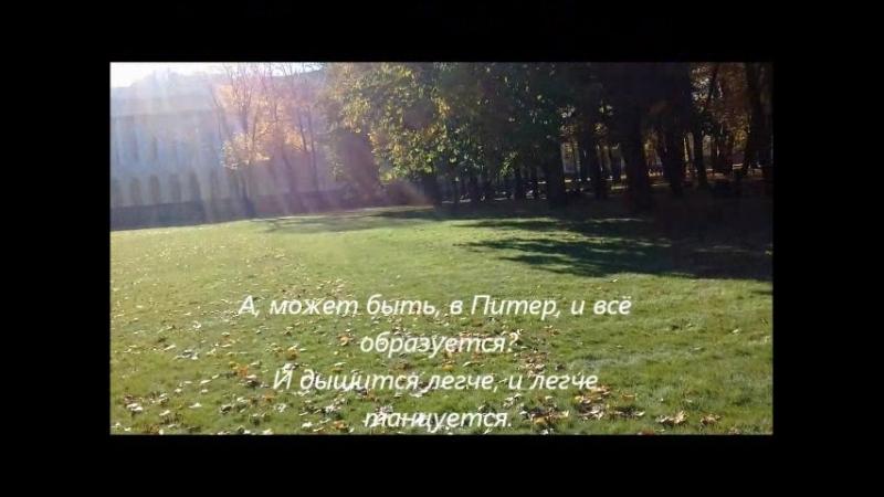 Прогулка по Петербургу. Шевцов Михаил