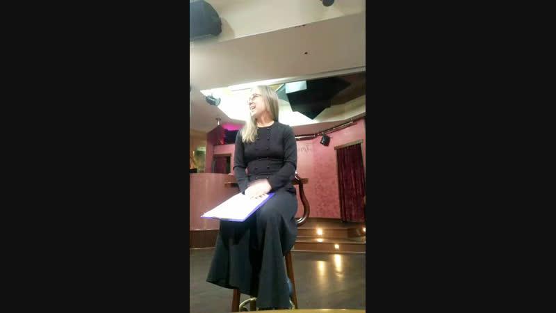 Встреча с репродуктивным психологом Анной Кутузовой vk.com/anna_kutuzova_psiholog в рамках проекта Активная Мама Черепов
