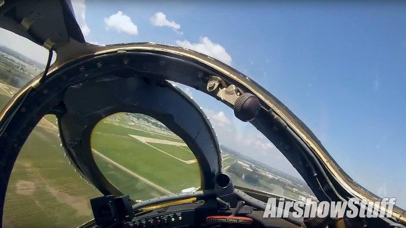 Flying a MiG 17 At EAA AirVenture Oshkosh 2017