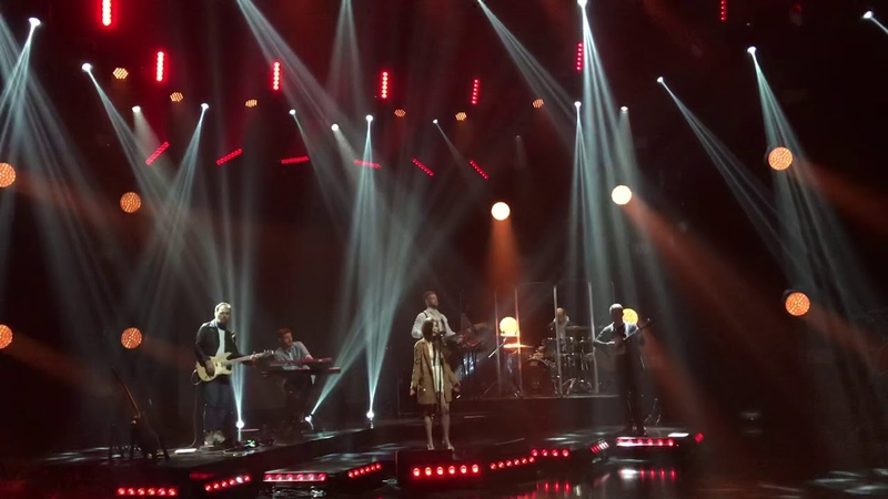 Христина Соловій - «Хто як не ти» live at the Kyiv UA Channel. 05.11.2018