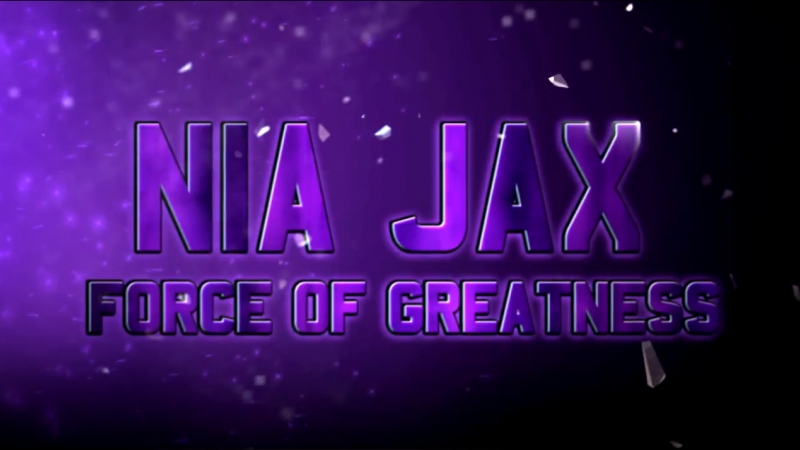 Nia Jax _ 1st Custom Titantron _ 2018
