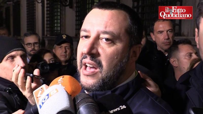 """Governo battuto, Salvini: """"Incidente di percorso"""". Colletti (M5S): """"Sono stati i leghisti"""