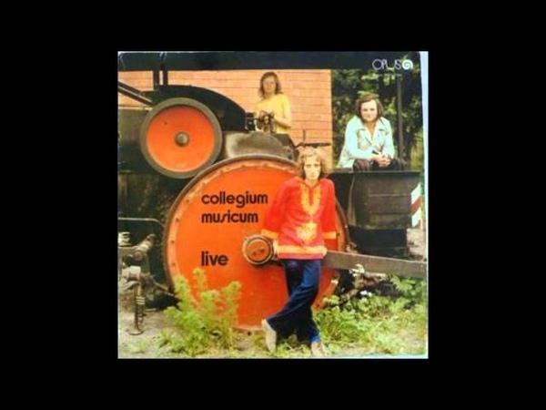 Collegium Musicum – Live 1973(Full album)