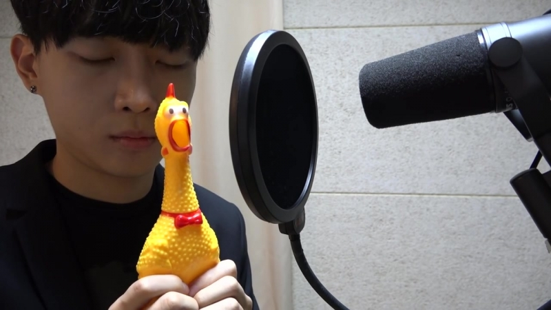 Alan Walker - Faded Chicken Band Ver (Cover by Big marvel)