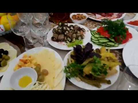 Армянская Свадьба на 250 человек в Абинске. Что подарили? Какие столы на банкете