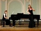 Catalani, La Walli, soprano E. Konicheva 2010