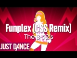 Just Dance Hits Funplex (CSS Remix) - The B-52's Just Dance 1