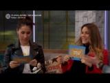 Entrevista a Maria Grazia Gamarra y Patrcia Barreto en Cinescape