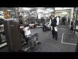 Если хотите сохранить хорошую форму , настроение и силы для труда, то тренируйтесь регулярно!