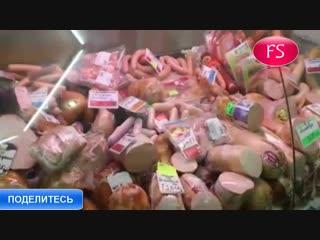 Минздрав рекомендует россиянам не злоупотреблять колбасными продуктами. Колбаса подорожает на 30 %