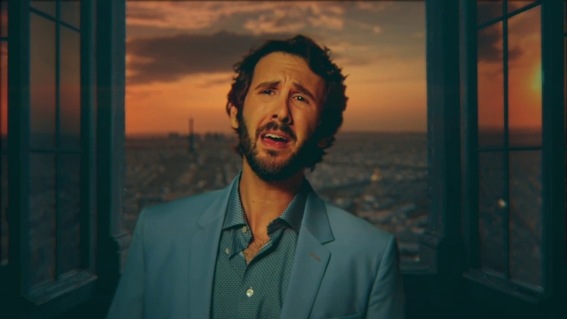 Josh Groban - S'il suffisait d'aimer (Performance Snippet)