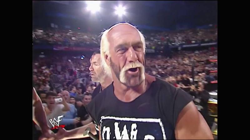 The NWO Attack The Rock Ambulance Segment Raw 02.18.2002