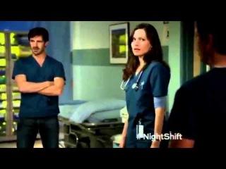 Ночная смена / The Night Shift | 1 сезон, 5 серия | Промо-ролик | Eng (720)