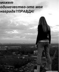 Любовь к одиночеству стих