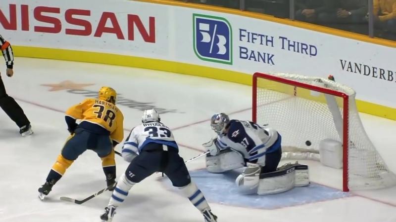 Winnipeg Jets vs Nashville Predators – Oct.11, 2018 ¦ Game Highlights ¦ NHL 18-19 ¦ Обзор матча