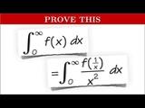 PROVE THIS, a property of improper integrals, bprp retro!