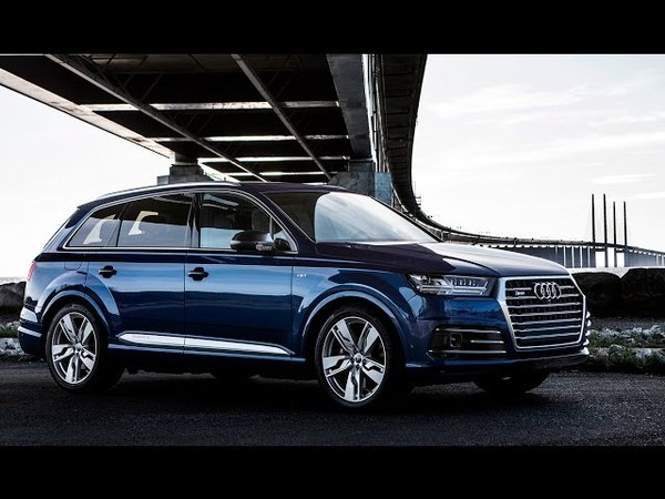 2018 Audi SQ7 with 900Nm! - Coolest SUV in the world? (details, exterior, interior, sounds etc)
