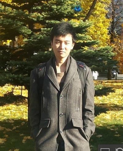 Юйцзе Ху, 9 ноября 1993, Москва, id223419880