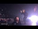 170429 EXO Xiumin Minseok Artificial Love @ The EXO'rDIUM in Los Angeles Focus