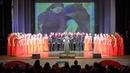 Академический хор ДВФУ г.Владивосток - Гляжу в озера синие