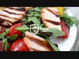Салат с грудкой от Baron Food и апельсином