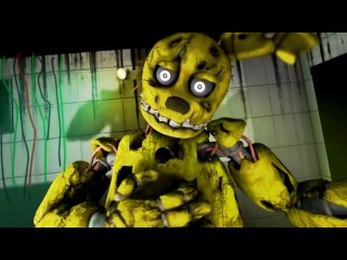 Five Nights at Freddy's Animation Song: Springtrap Finale (SFM FNAF Music Video)