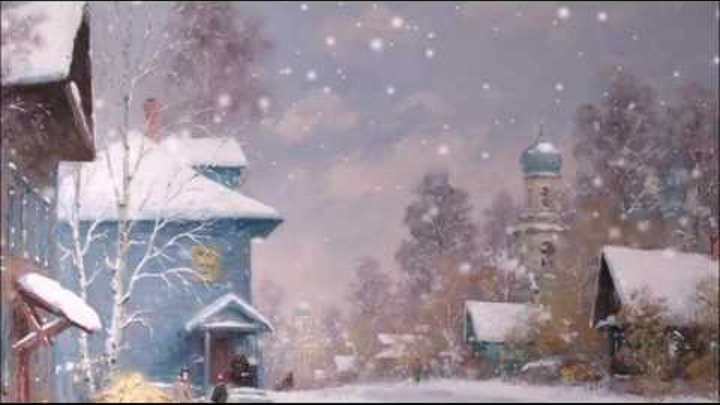 Снег Идет стихи Бориса Пастернака читает Сергей Юрский