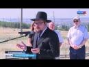 Фамилии убитых евреев увековечили в граните Автор Шамиль Байтоков
