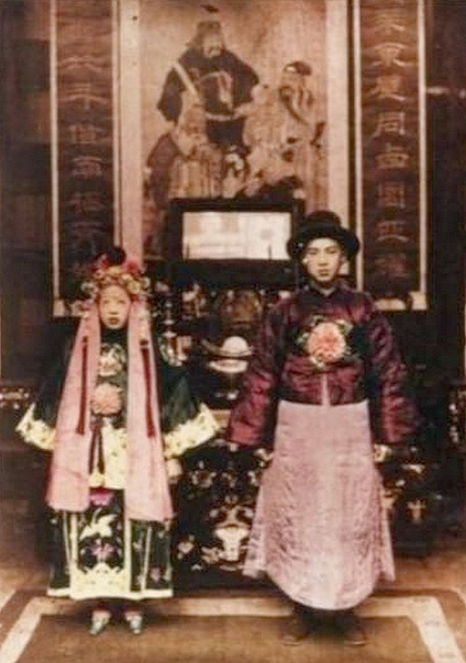 Брак после смерти (Минхунь).