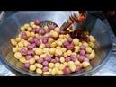 Taiwanese Street Food FAST FRUIT CUTTING SKILLS Tainan Taiwan