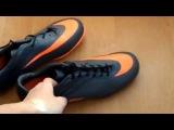 Очередная вещь из посылки с Таобао. Классные бутсы Nike Hypervenom!