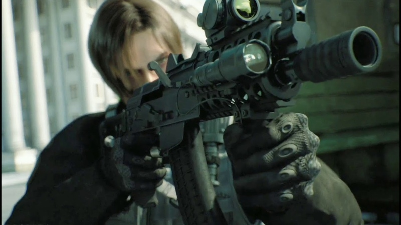 RESIDENT EVIL LEON S KENNEDY GET OUT ALIVE TRIBUTE