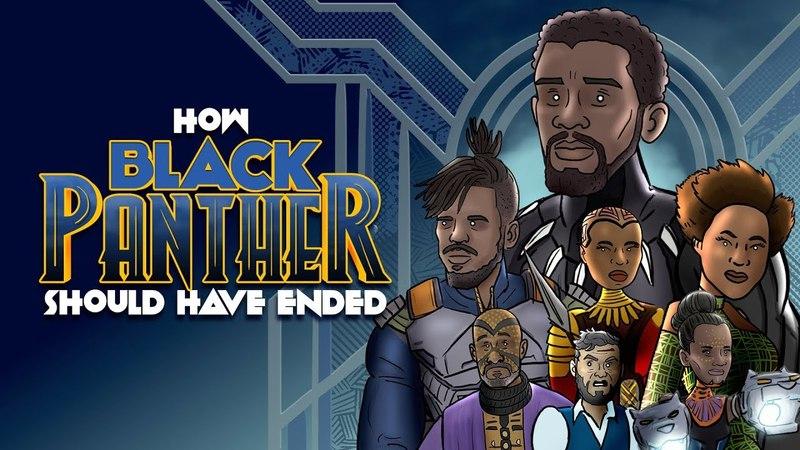 How Black Panther Should Have Ended