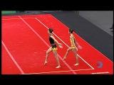 Ekaterina MISHCHENKO -- Ksenia SIDELNIKOVA (Russia) -- 2013 European Champions