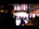 Derren Brown with Kung Fu Students