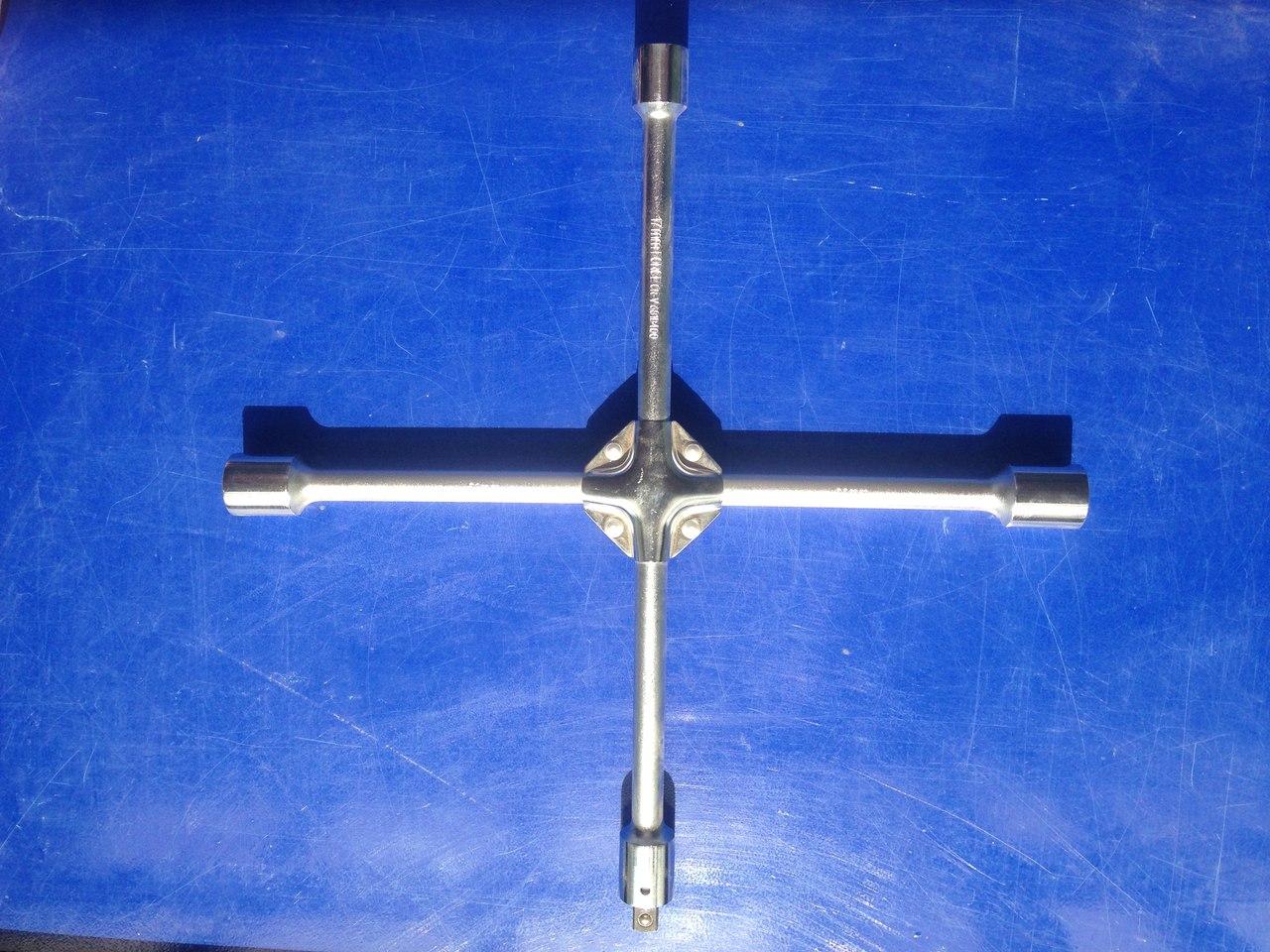 Баллонный ключ