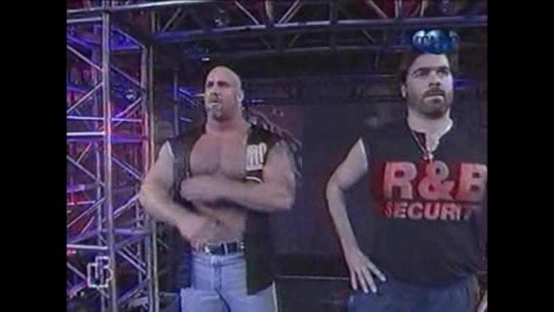 Титаны реслинга WCW Nitro June 12 2000