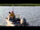 НЕСИ ДОБРО! Сплав на плотах по реке Сок. 8. Отчаливание от станции Царевщина 14.07.2013