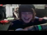 Never Shout Never Live On Stickam In Argentina 1122012
