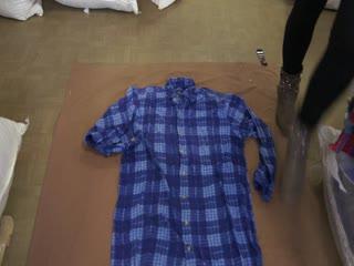 FLANEL рубашки 10 кг по 4,5 ев Себестоимость 120руб/ед (28шт)