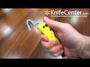 Benchmade 30200 Houdini-Pro Yellow Emergency Rescue Tool