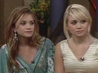 Mary-Kate and Ashley Olsen - OlsenTwins - Oprah Olsen Twins Interview