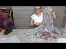 Вебинар по валянию берета из шерсти Аргентинского мериноса пр-ва Троицой фабрики