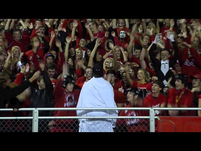 Stillwater Homecoming 2012 - Moses Parting the Red Sea