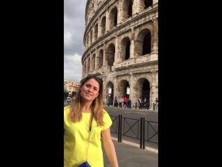 Видеоотзыв Анастасия (Италия) турагентство Чемодан