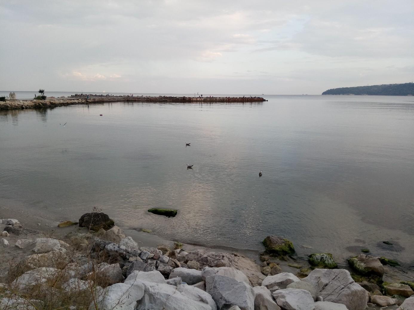 Пляжная Болгария от непляжников в сентябре 2018