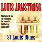 Louis Armstrong альбом St Louis Blues